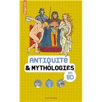 Antiquité & mythologies en BD