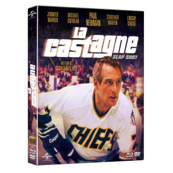 La castagne Combo Blu-ray DVD