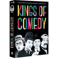 Coffret Kings of Comedy DVD