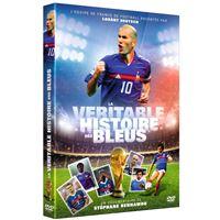 La Véritable histoire des Bleus DVD