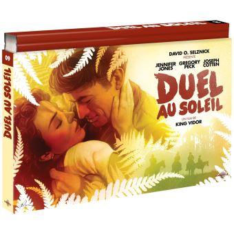 Duel au soleil Coffret Ultra Collector 9 Combo Blu-ray DVD