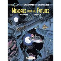 Valerian and Laureline - volume 22 Memories from the futures