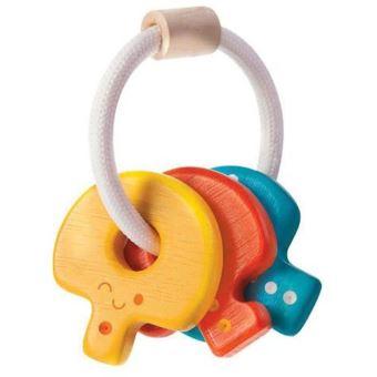 Baby sleutels rammelaar - hochet clefs bebe