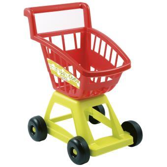 Chariot de supermarché Ecoiffier