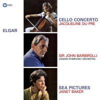 CELLO CONCERTO/SEA PICTURES/LP