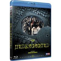 Underground  Blu-Ray