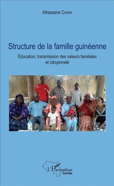 Structure de la famille guinéenne