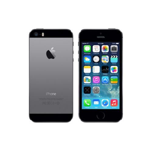 Apple iPhone 5s 64 Go Gris Sidéral