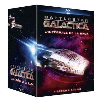 Battlestar GalacticaCoffret Battlestar Galactica L'intégrale Blu-ray