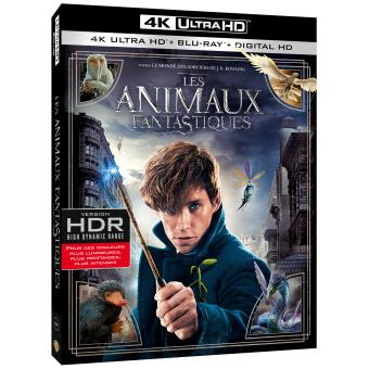 Les Animaux FantastiquesFANTASTIC BEASTS AND WHERE TO FIND THEM -BLURAY4K-BIL