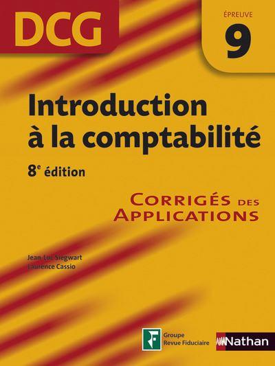 Introduction compta dcg epr 9
