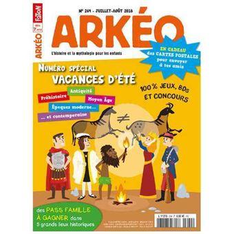 Arkeo junior,264:special jeux et bd