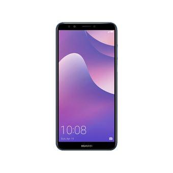 Huawei Y7 2018 Blauw - Proximus + sim