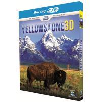 Yellowstone Blu-Ray 3D