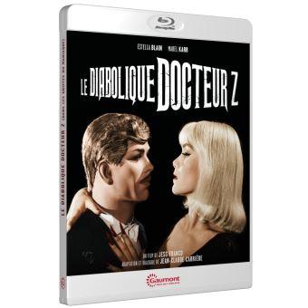 Le Diabolique Docteur Z Blu-ray