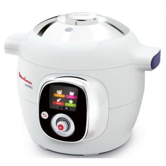Moulinex CE704110 multi cooker - White