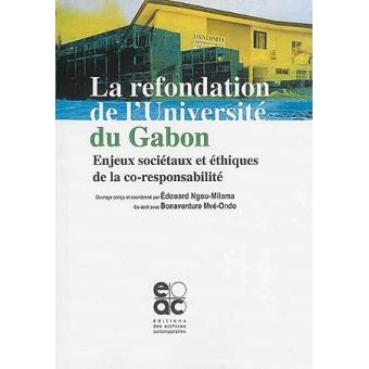 La refondation de l'Université du Gabon