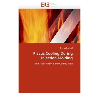 Plastic cooling during injection molding