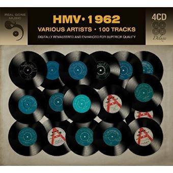 HMV 1962/4CD+DL