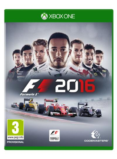 F1 2016 Edition Limitée Xbox One