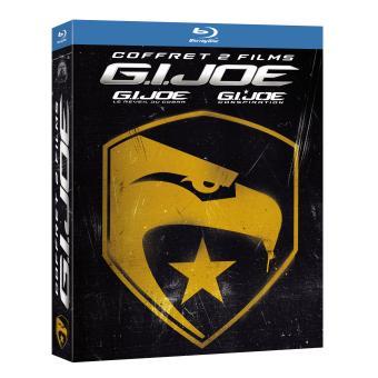 G.I. Joe 2 : Conspiration - G.I. Joe : Le réveil du Cobra - Coffret Blu-Ray