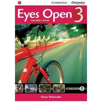 EYES OPEN 3 - TEACHER'S BOOK