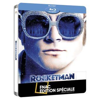 Rocketman Steelbook Edition Spéciale Fnac Blu-ray