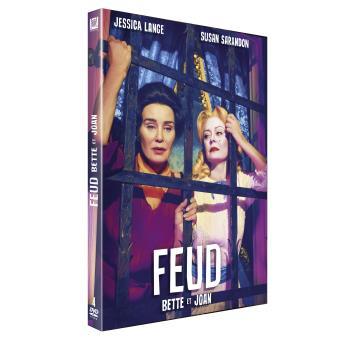FeudFeud Saison 1 Bette et Joan DVD