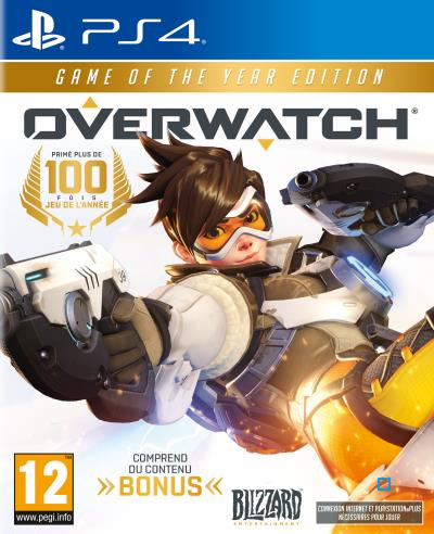 Overwatch Edition Game Of The Year PS4