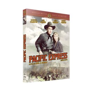 Pacific Express Blu-ray