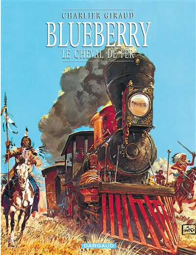 Blueberry - Le Cheval de fer