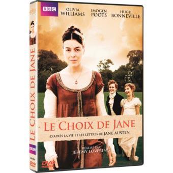 Le choix de Jane DVD