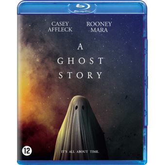 A ghost story- BIL-BLURAY