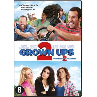 GROWN UPS 2-BILINGUE