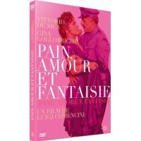 Pain, amour et fantaisie DVD