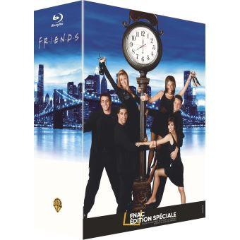 FriendsCoffret Friends Saisons 1 à 10 Edition Spéciale Fnac Blu-ray
