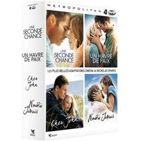 Coffret Nicholas Sparks 4 films DVD
