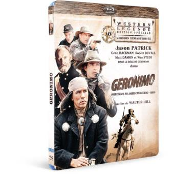 Geronimo Blu-ray