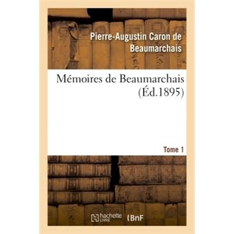Mémoires de Beaumarchais