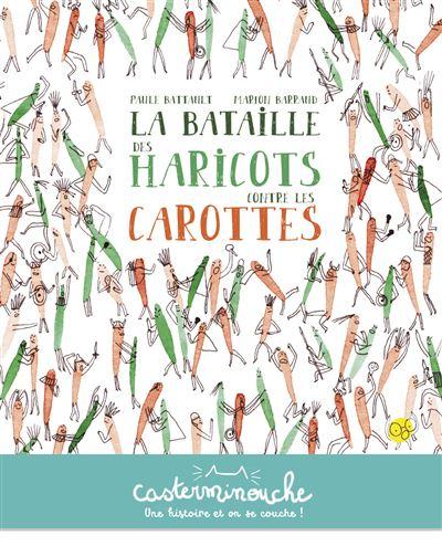La bataille des haricots contre les carottes