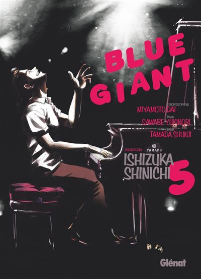 Blue Giant - Tome 05 - Tenor saxophone - Miyamoto Dai - 9782331041495 - 4,99 €