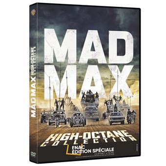 Mad MaxMad Max High-Octane Collection Edition spéciale Fnac DVD