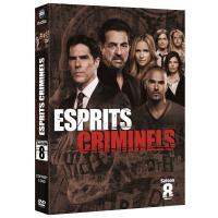 Esprits criminels Saison 8 Coffret DVD