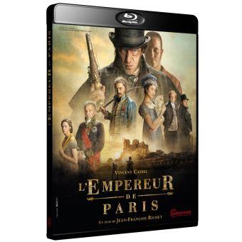 L'Empereur de Paris Blu-ray
