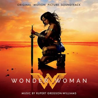 WONDER WOMAN/2LP