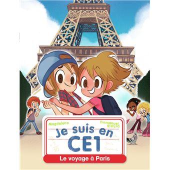 Je suis en CE1Le voyage à Paris