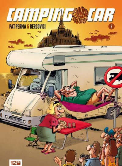 Camping-car - Tome 02 - 9782331010828 - 6,99 €