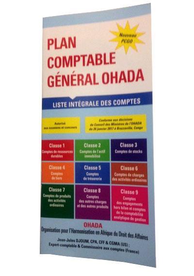 Plan comptable général OHADA