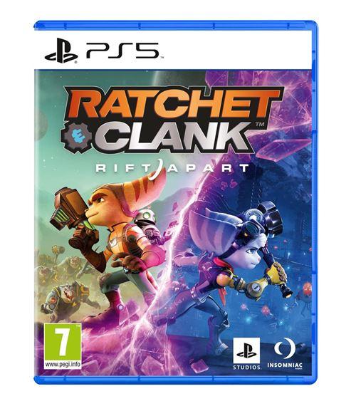 Ratchet & Clank Rift Apart PS5