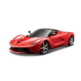 voiture ferrari laferrari bburago echelle 1 18 voiture achat prix fnac. Black Bedroom Furniture Sets. Home Design Ideas